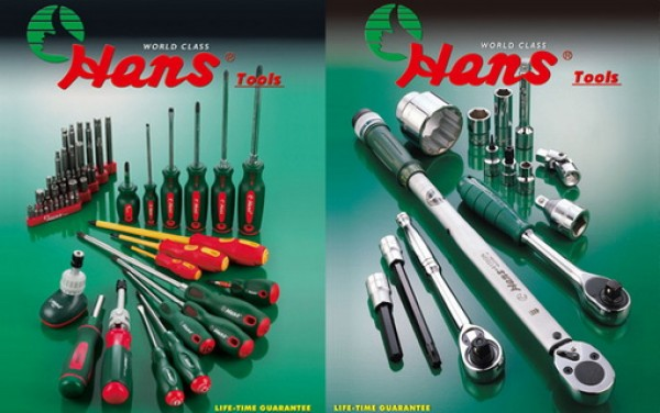 Hans Tools - Taiwan Made