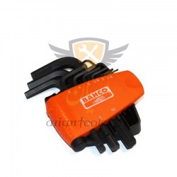 BAHCO Hex Key Wrench Set
