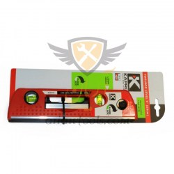 Kapro 241 Toolbox Level 9 inch with Line Level