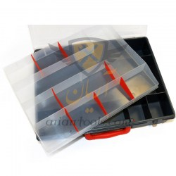 2Trays Organizer ToolBox