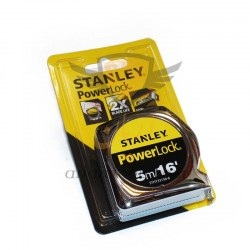 Stanley PowerLock 5m Measuring Tape